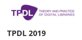 TPDL-2019